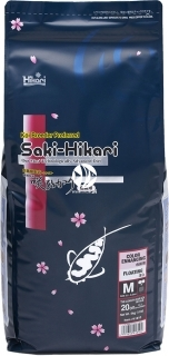 HIKARI Saki Color (41800) - Pływający pokarm dla koi