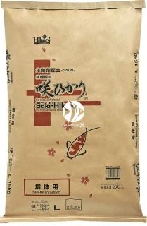 HIKARI Saki Growth Floating (41863) - Pływający pokarm dla koi
