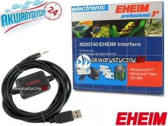 EHEIM Professionel 3e Interface (4020740)   Interfejs USB do połączenia filtra serii Eheim Professionel 3e z komputerem