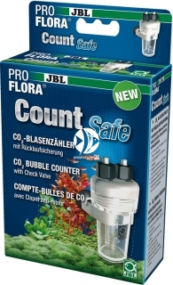 JBL ProFlora Count Safe (64469) - Licznik bąbelków Co2 z zaworkiem zwrotnym