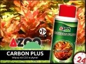 AZOO CARBON PLUS 250ml | Węgiel w płynie, 6 razy bardziej skoncentrowany