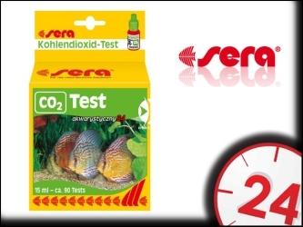 SERA CO2 TEST - Test stały na dwutlenek węgla