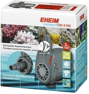 EHEIM CompactON (1021220) - Pompa obiegowa do akwarium