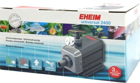 EHEIM Universal 2400 (1260210) - Pompa obiegowa do akwarium przeznaczona do długiej i nieprzerwanej pracy