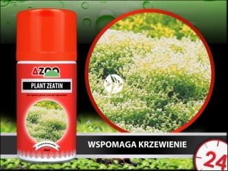 AZOO PLANT ZEATIN 60ml - Hormony roślinne (zeatyna) dla roślin w akwarium