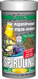 JBL Spirulina (30004) - Pokarm dla ryb roślinożernych
