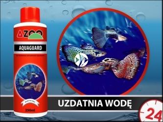 AZOO AQUAGUARD - Wydajny uzdatniacz wody kranowej do akwarium
