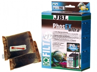 JBL PHOSEX ULTRA - Wkład usuwa PO4(fosforany)