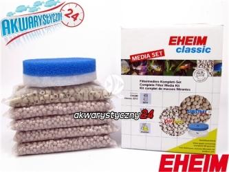 EHEIM CLASSIC 2217 Media Set (2522170) - Komplet wypełnień do filtra Eheim Classic
