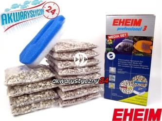 EHEIM PROFESSIONEL 3 2080/2180 Media Set (2520800) | Komplet wypełnień do filtra Eheim Professionel 3 2080 i termofiltra 2180