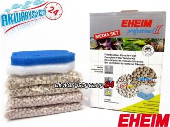 EHEIM PROFESSIONEL II 2026/2126 Media Set (2522260) | Komplet wypełnień do filtra Eheim Professionel 2226/2326 i Professionel II 2026 i 2126