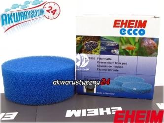 EHEIM ECCO 2231/2233/2235 (2616310)   Gąbka niebieska do filtra Eheim Ecco 2231/2233/2235 i Ecco Comfort 2232/2234/2236 (komplet 3 sztuk)