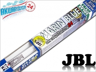 JBL MARIN BLUE T5 44cm(438mm), 24W SOLAR ULTRA - Świetlówka T5 do akwarium morskiego