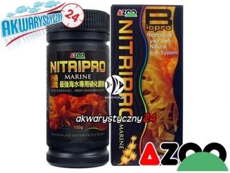 AZOO NITRIPRO MARINE 100g - Wyspecjalizowane, wydajne bakterie w proszku o szerokim spektrum działania.