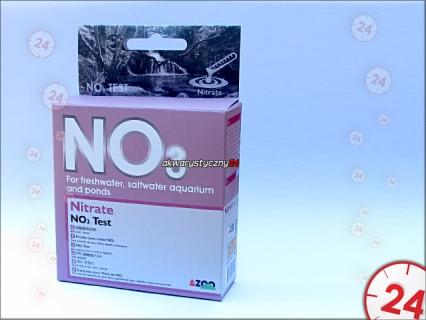 AZOO NO3 TEST - Test na azotany do akwarium słodkowodnego i morskiego