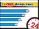 SERA Deep Sea T5 - Niebieska świetlówka do akwarium 28W 59cm