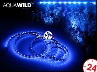 AQUAWILD Moon-Led Niebieski [1m] | Oświetlenie nocne do akwarium, najwyższa jakość.