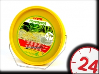 SERA FLOREDEPOT - Substrat dla roślin