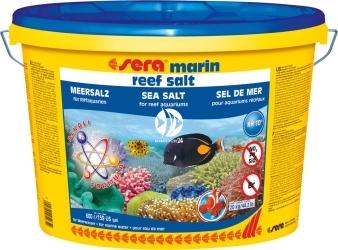 SERA Marin Reef Salt 20kg - Sól rafowa