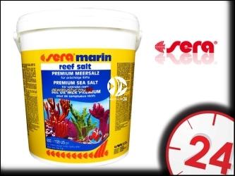 Sera Marin Reef Salt 20kg | Sól rafowa