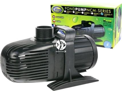 AQUA NOVA Pond Pump NCM-6500 (NCM-6500) - Energooszczędna pompa do oczka wodnego
