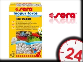 SERA BIOPUR FORTE 800ml - Biologiczny wkład do filtra do akwarium (ceramika)