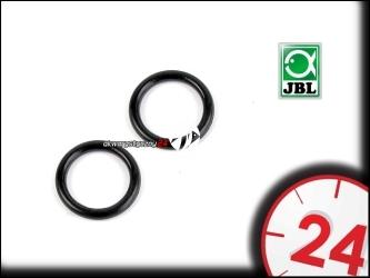 JBL Część zamienna [e1500, e1501, e1502, e1901, e1902] | Uszczelka zaworu (oring), 2sztuki filtra e1500, e1501, e1502, e1901, e1902 do akwarium