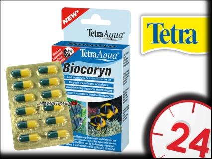 TETRA Biocoryn 12 tabletek - Preparat do biologicznego oczyszczania wody.