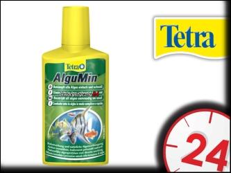 Tetra AlguMin 100ml - Naturalny środek do zwalczania glonów.