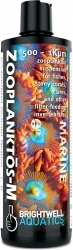 BRIGHTWELL AQUATICS (Termin: 15.05.2021) Zooplanktos-M 500ml (ZPM500) - Zawiesina zooplanktonu w rozmiarze 500-1000 um dla ryb, korali twardych, małży, filtratorów.