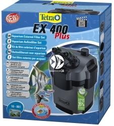 TETRA EX 400 plus | Filtr zewnętrzny do akwarium 10-80l