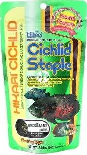 HIKARI Cichlid Staple - Pływający pokarm dla pielęgnic i innych ryb tropikalnych