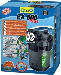 TETRA EX 800 plus | Filtr zewnętrzny do akwarium 100-250l