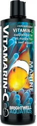 BRIGHTWELL AQUATICS (Termin: 05.2021) Vitamarin-C 500ml (VTC500) - Zawiesina fitoplanktonu w rozmiarze 4-10 um dla miękkich koralowców, SPS, małży, gąbek, filtratorów.