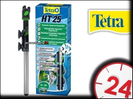 TETRA HT25 - Grzałka z termoregulatorem 25W