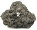 AQUAWILD Lawa czarna 1kg - Skała dekoracyjna premium do akwarium