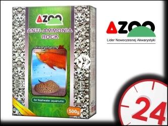 AZOO ANTI-AMMONIA ROCK 500g (AZ17068) - Wkład do filtra oczyszczający wodę z amonu i azotanów.