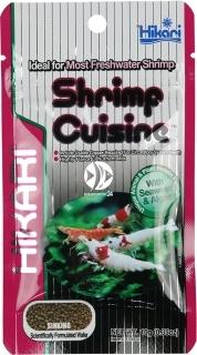 HIKARI Shrimp Cuisine 10g (19404) - Tonący pokarm dla krewetek