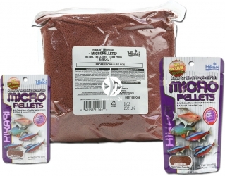 HIKARI Micro Pellets (21102) - Najlepszy pokarm dla małych ryb tropikalnych