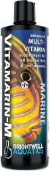 BRIGHTWELL AQUATICS (Termin: 05.2021) Vitamarin-M 500ml (VTM500) - Zaawansowany suplement multiwitaminowy do akwariów morskich z obsadą rybną i akwariów rafowych.