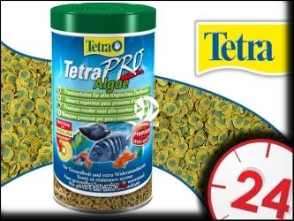 TETRA PRO ALGAE 500ml - Pokarm dla wszystkich gatunków ryb ozdobnych wzmacniający odporność na choroby.