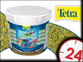 TETRA PRO ALGAE 10l - Pokarm dla wszystkich gatunków ryb ozdobnych wzmacniający odporność na choroby.