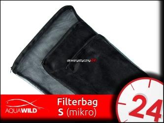 AQUAWILD Filterbag [S] - Torebka o mikro oczkach na dowolny wkład filtracyjny