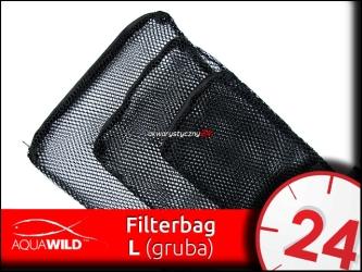 AQUAWILD Filterbag [L] - Torebka o dużych oczkach na dowolny wkład filtracyjny