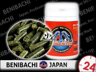 BENIBACHI Red Bee Ambitous 30g (b7BENIRBA30) - Pokarm dla krewetek w postaci skoncentrowanych kwasów organicznych i enzymów z organicznym jarmużem