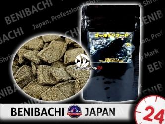 BENIBACHI Golden Food 30g (b8BENIGF30) - Specjalny pokarm dla wysokich odmian krewetek tygrysich