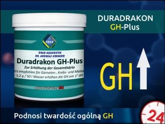 DRAK-aquaristik Duradrakon GH-Plus (Puszka) - Mieszanka soli do zwiększania twardości całkowitej GH