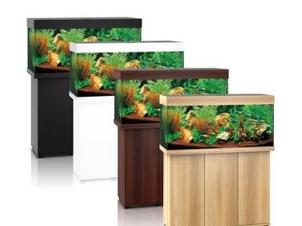 JUWEL RIO 180 LED + szafka [4 kolory] | Zestaw akwarystyczny z pełnym wyposażeniem