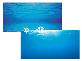 JUWEL POSTER 2 XL | Tło dwustronne o wymiarach 150x60cm