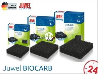 JUWEL BioCarb | Gąbka węglowa do filtracji chemicznej